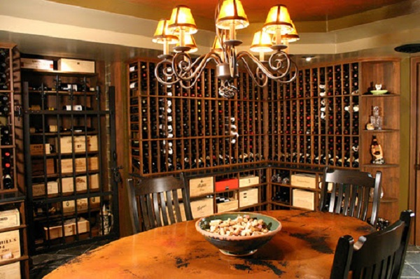 Tips for building a wine cellar for Build a wine cellar