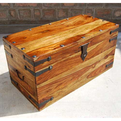 Chest Trunk Coffee Table