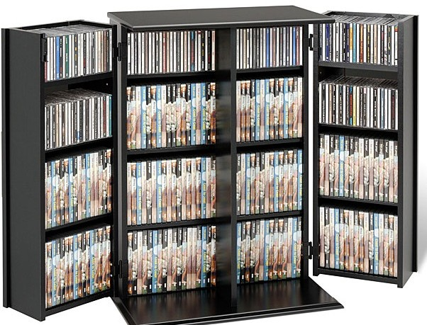 DVD Storage Furniture