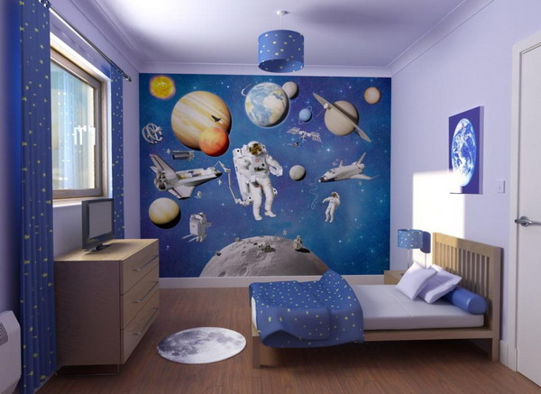 Attractive Tips To Decorate Kids Bedrooms