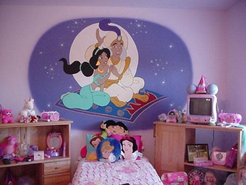 Decorations Kids Bedrooms