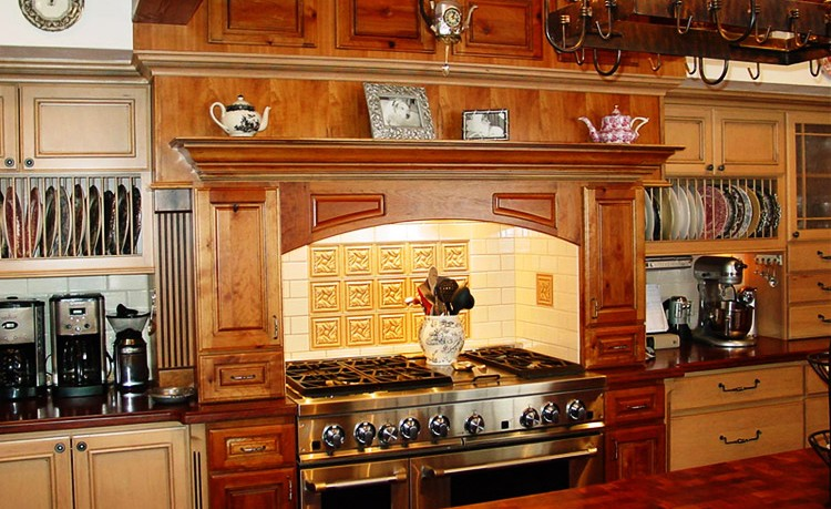 English Country Kitchen Pictures
