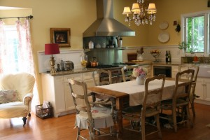 Farmhouse Kitchen Decorating