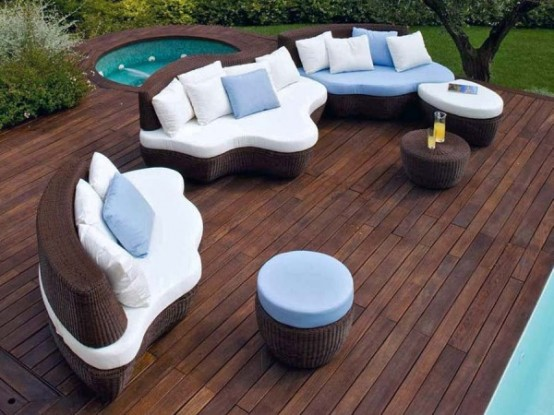 Home Trends Patio Furniture