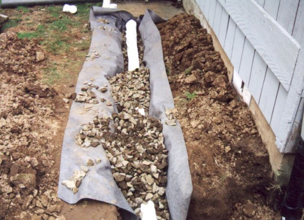 How To Install A French Drain