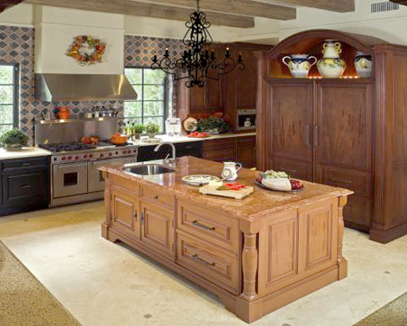 Kitchen Cabinet Islands