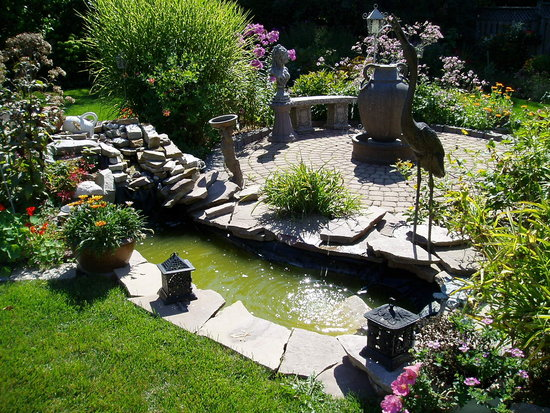 Pictures Backyard Landscape Designs