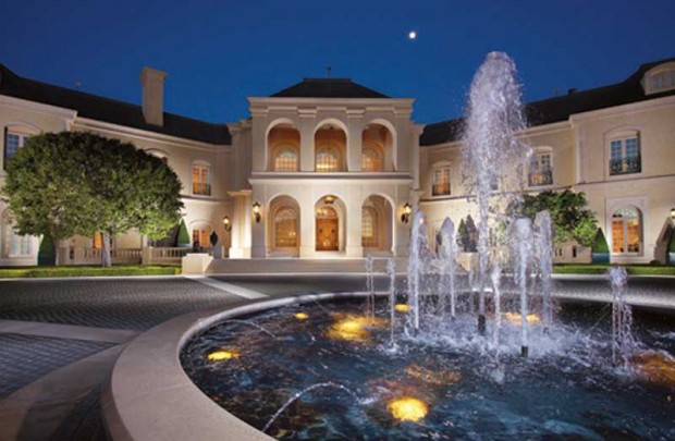 Pictures Of Million Dollar Homes