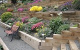<b>4 Ideas Of Retaining Wall Railroad Ties</b>