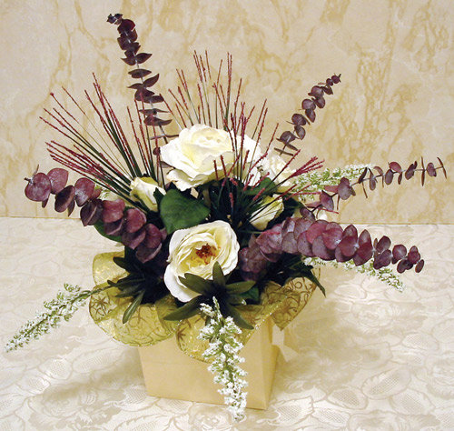Simple Flower Arrangement