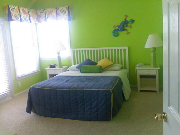 Kids Room Paint Color