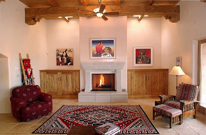 Southwestern style decorating for Southwestern decor