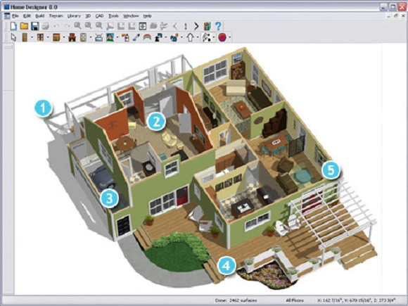 3d Home Design Software Free.3d Home Architect Free Homedecomastery