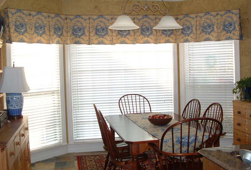 Valances For Bay Windows : Functions of bay window valances