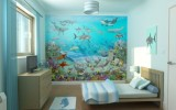 <b>Tips To Decorate Teen Bedroom With Underwater Theme</b>