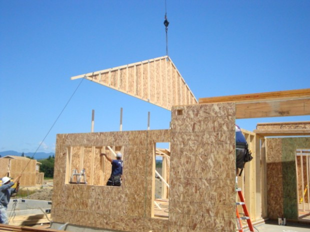 Build A House In A Day