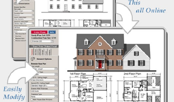 4 factors to design and build your own house for Build your own house online