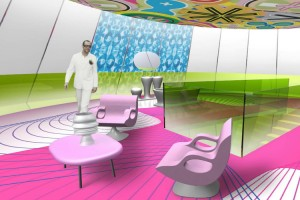 4 Ideas From Karim Rashid Interior Elements