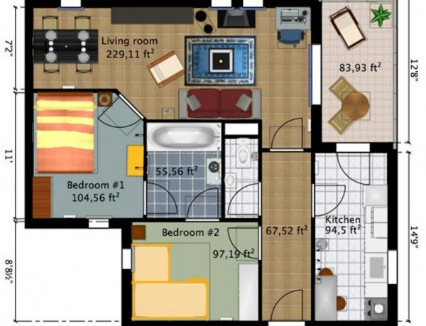 Design Your Own Room Online Free