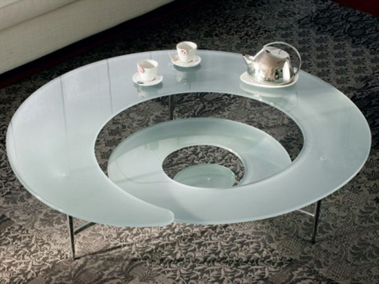 Designer Coffee Tables Glass