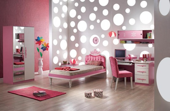 Girls Bedroom Color Ideas