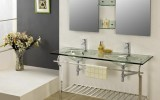 <b>Tips To Maintain Glass Pedestal Sinks</b>