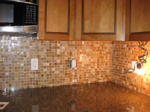 Glass Tile Sheets
