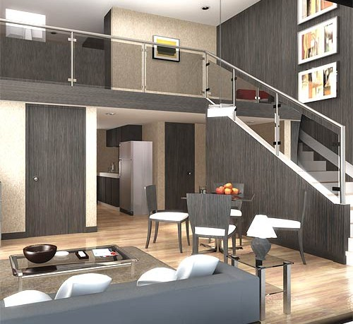 Mesmerizing 50 loft house designs decorating inspiration for Loft home designs perth