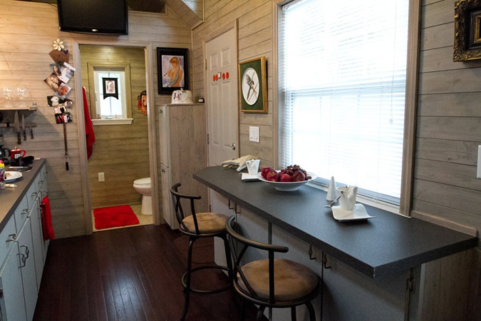 Interior Design Tiny House