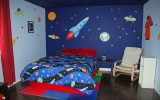 <b>Tips To Decorate Boys Bedroom With Education Theme</b>