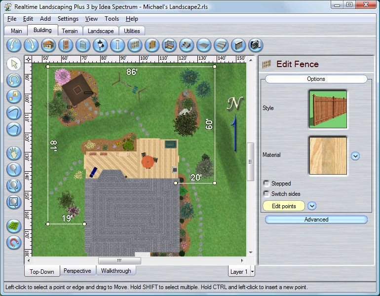 5 free software to design home and garden - Free software for 3d home design ...
