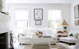<b>Tips To Decorate Living Room With White Color</b>