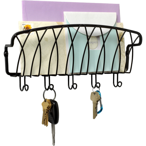 Mail And Key Holder