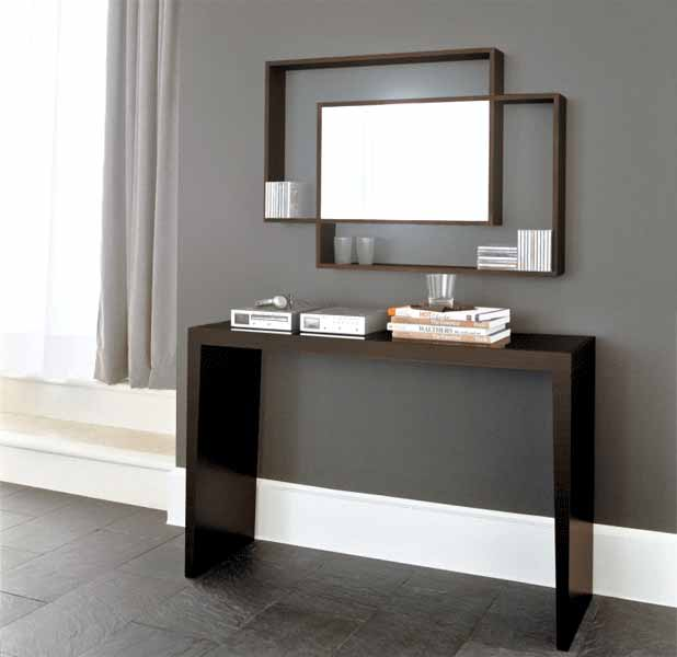 modern console designs. Black Bedroom Furniture Sets. Home Design Ideas