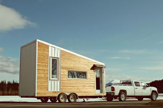 Modern Tiny House Design