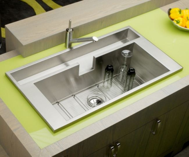 Kitchen Sink Ideas : Outdoor Kitchen Sinks Ideas