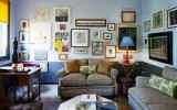 <b>Tips To Make Cheerful Living Room With Wall Art</b>