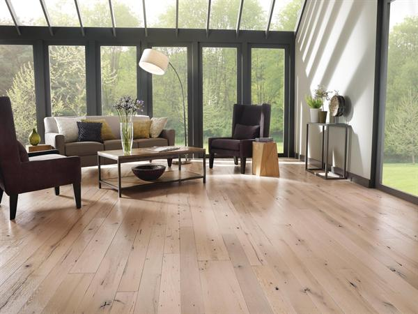 Salvaged Wood Flooring