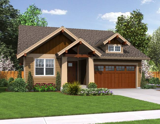 small home building plan - Home Building Plans