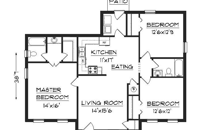 small house layouts