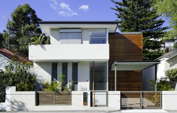 Small House Architecture Small Modern House Design ...