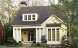 <b>4 Colors Choice For Small Home Exterior</b>