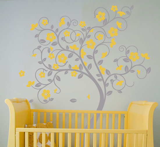 Sticker Wall Art For Kids