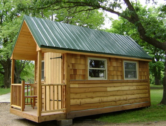 Tiny Cabin For Sale
