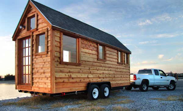 Tiny Portable Homes