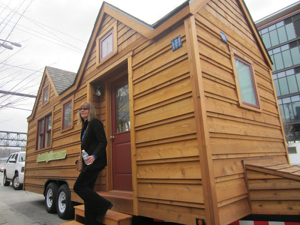Tiny Tumbleweed House Pictures