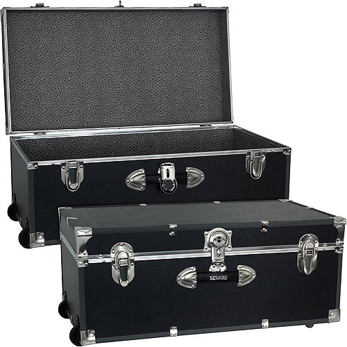 Wheeled Storage Trunk