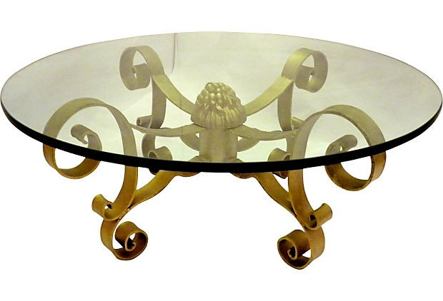 Round Coffee Tables Top