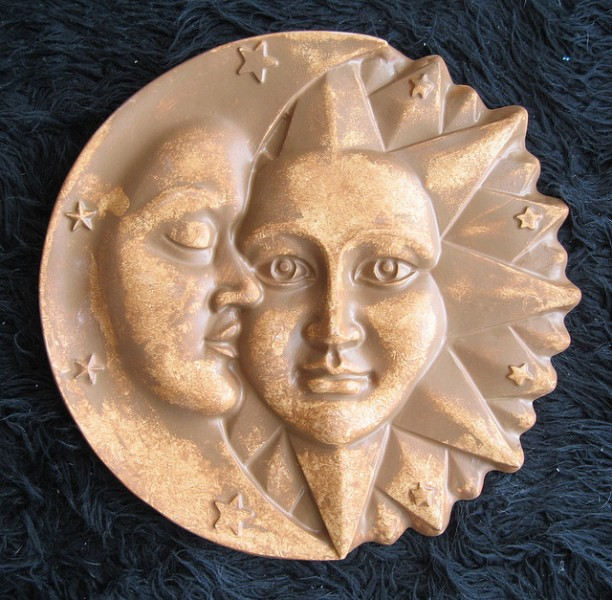 Sun Wall Sculptures