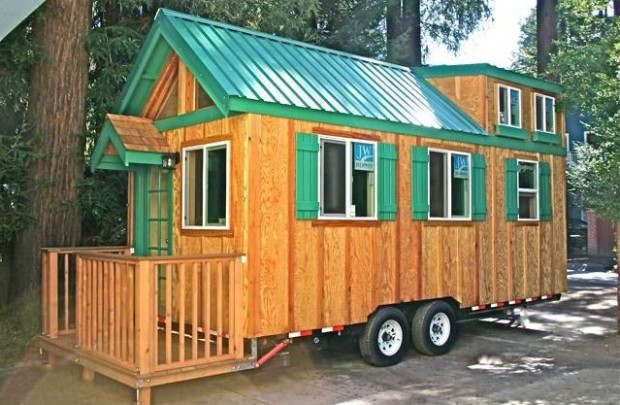 Tiny House Commercial